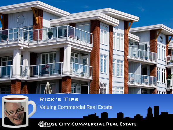 valuing commercial real estate
